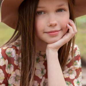 Anna-Lisa - bruin - 82m